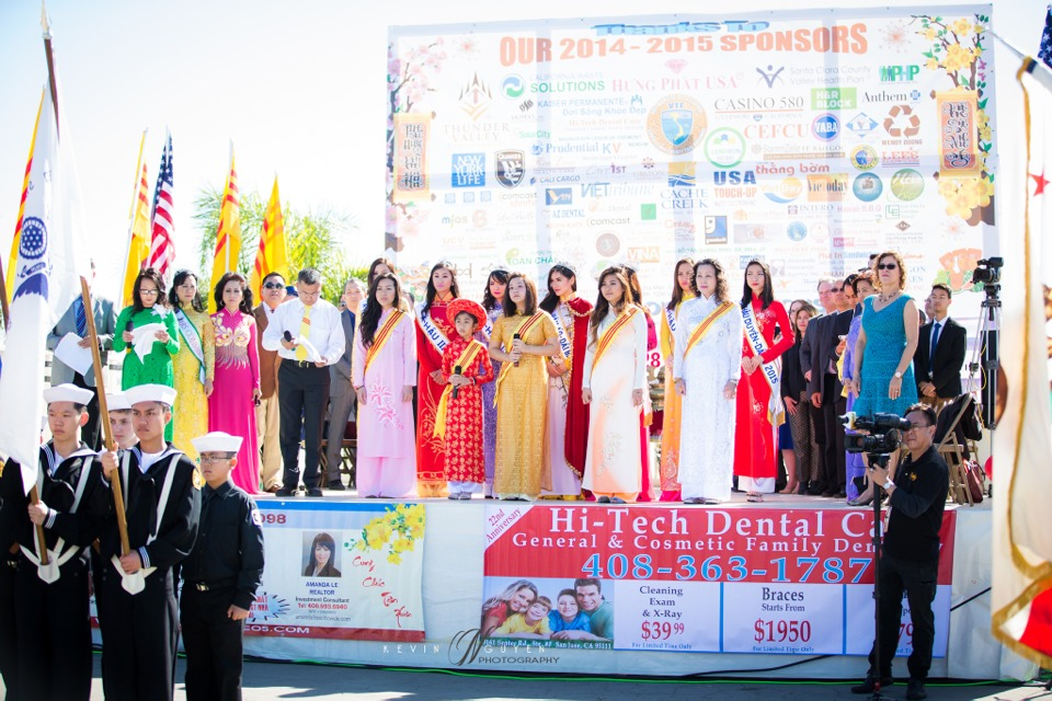 Hội Chợ Tết Fairgrounds 2015 - San Jose, CA - Image 120