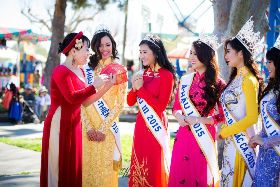 Hội Chợ Tết Fairgrounds 2015 - San Jose, CA - Image 132