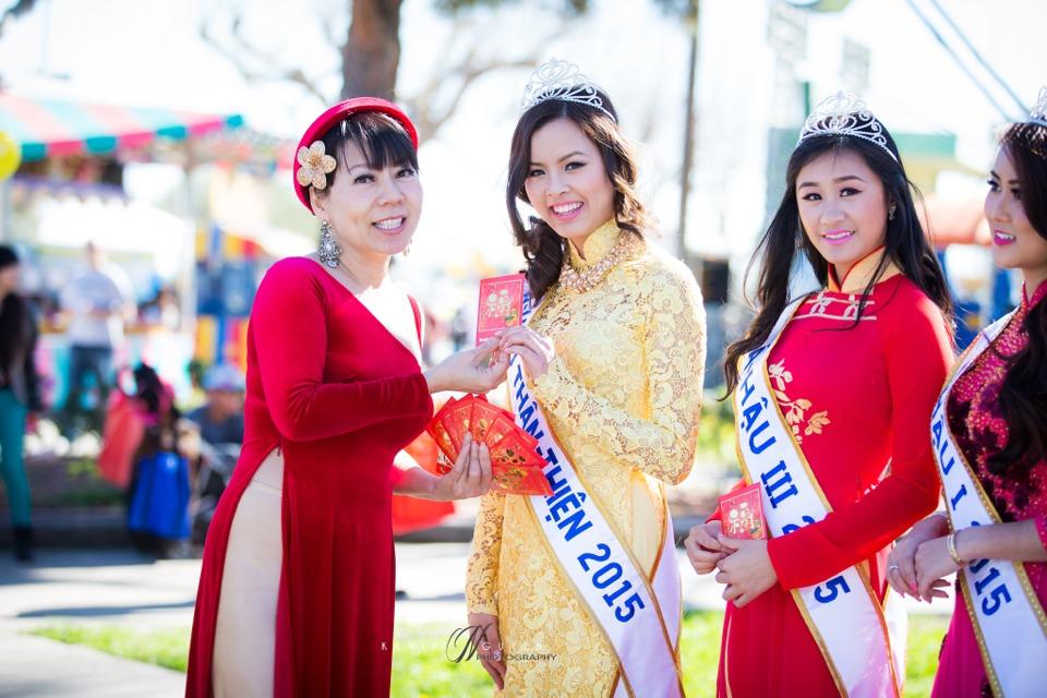 Hội Chợ Tết Fairgrounds 2015 - San Jose, CA - Image 133