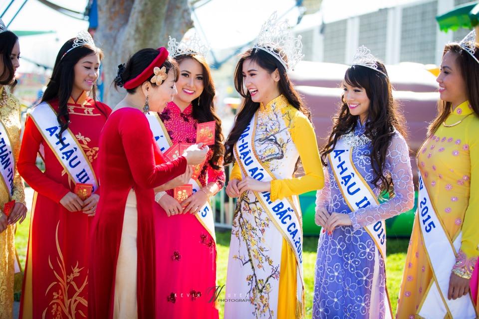 Hội Chợ Tết Fairgrounds 2015 - San Jose, CA - Image 137