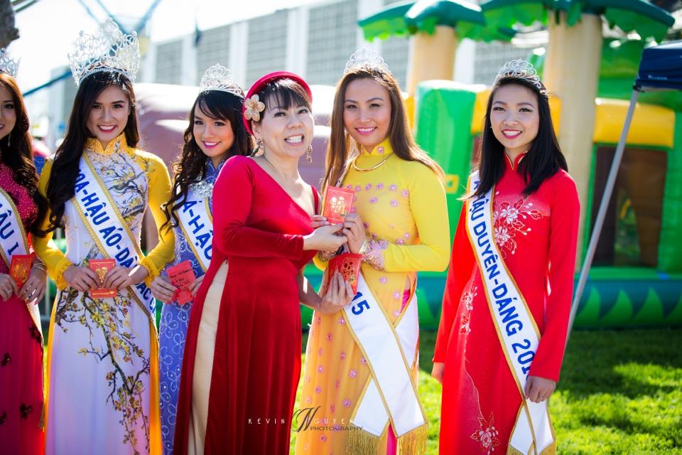 Hội Chợ Tết Fairgrounds 2015 - San Jose, CA - Image 142