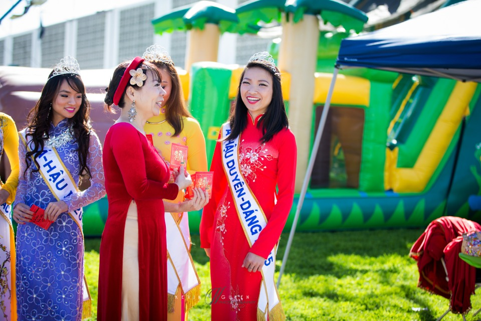 Hội Chợ Tết Fairgrounds 2015 - San Jose, CA - Image 143
