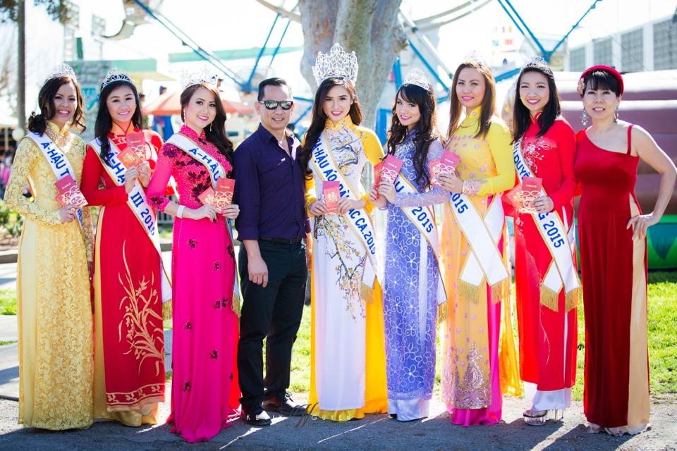 Hội Chợ Tết Fairgrounds 2015 - San Jose, CA - Image 146