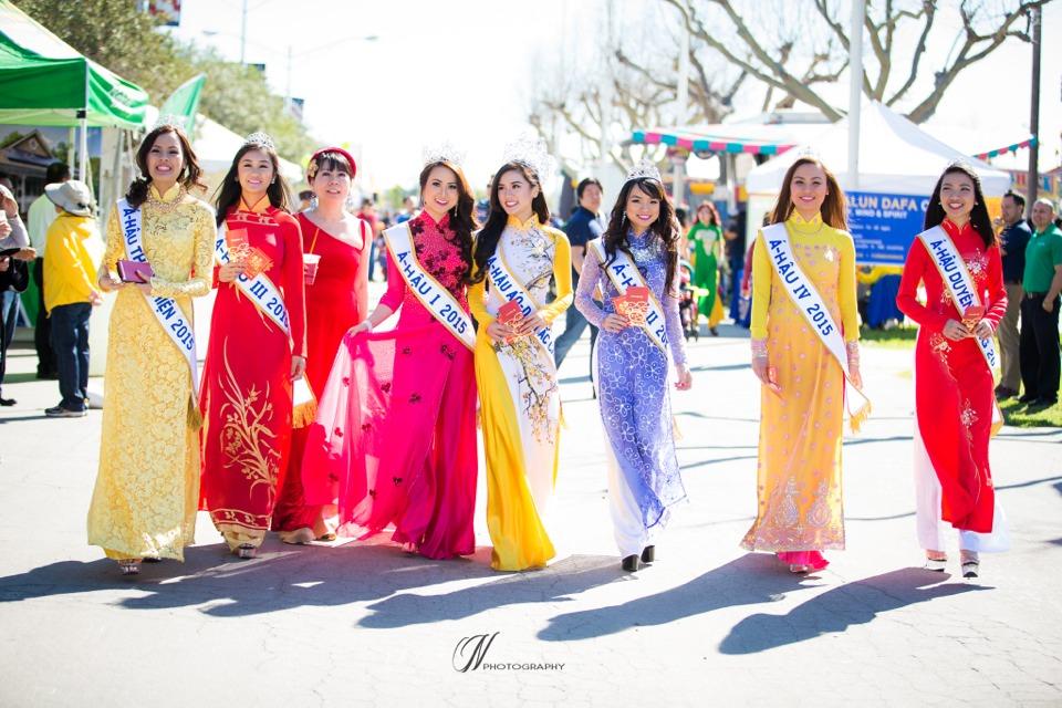 Hội Chợ Tết Fairgrounds 2015 - San Jose, CA - Image 151