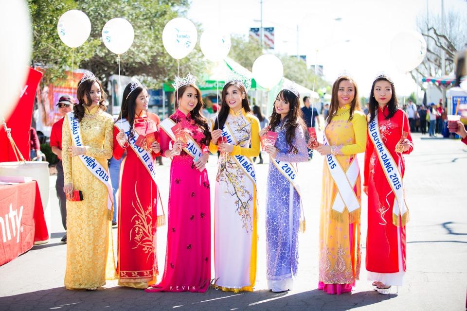 Hội Chợ Tết Fairgrounds 2015 - San Jose, CA - Image 152