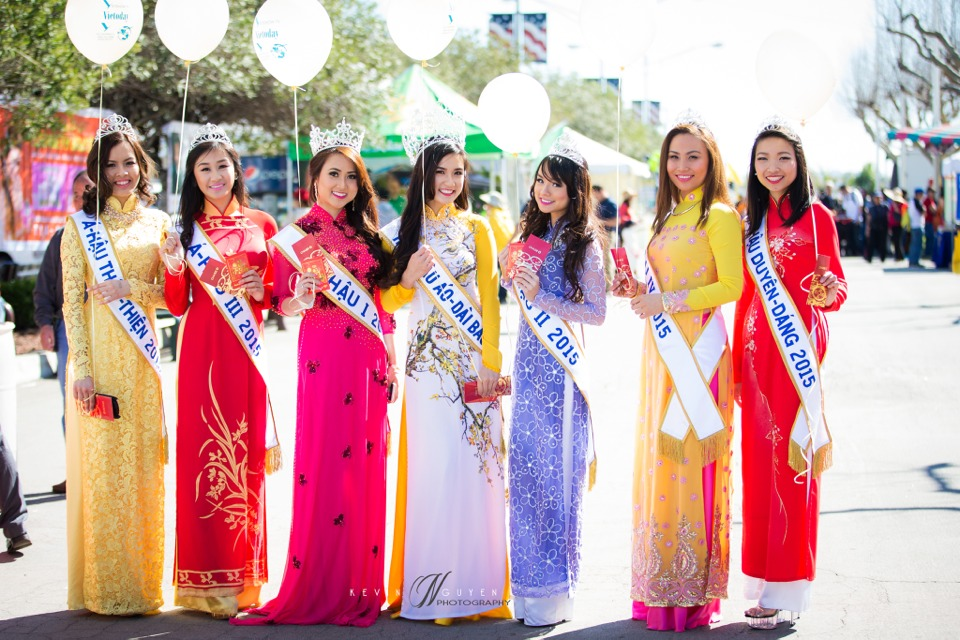 Hội Chợ Tết Fairgrounds 2015 - San Jose, CA - Image 153
