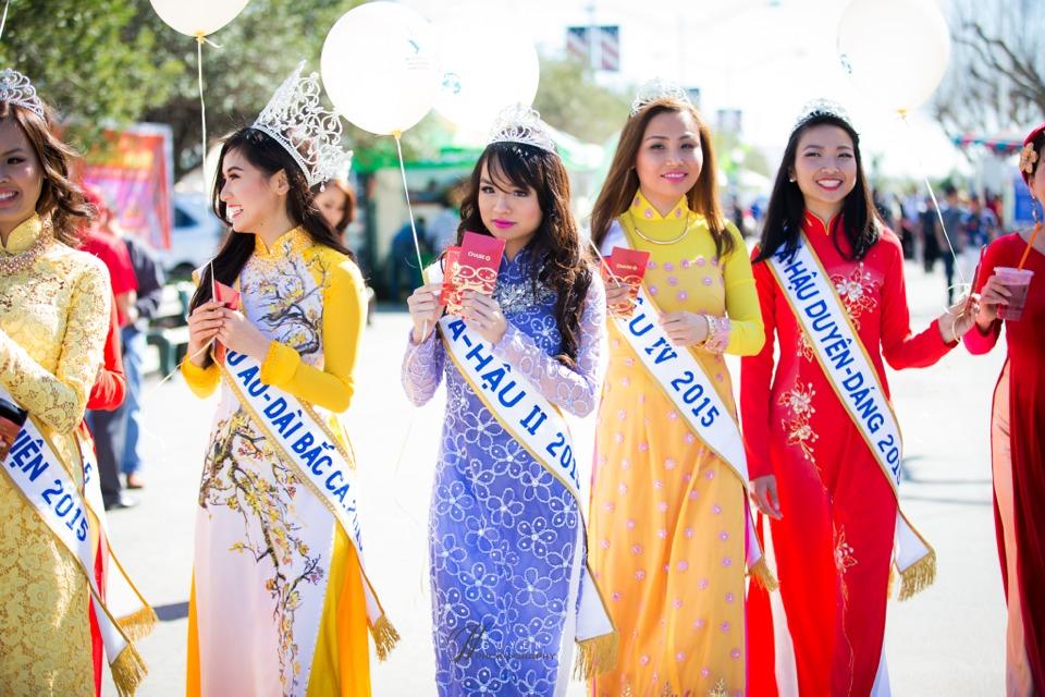 Hội Chợ Tết Fairgrounds 2015 - San Jose, CA - Image 154