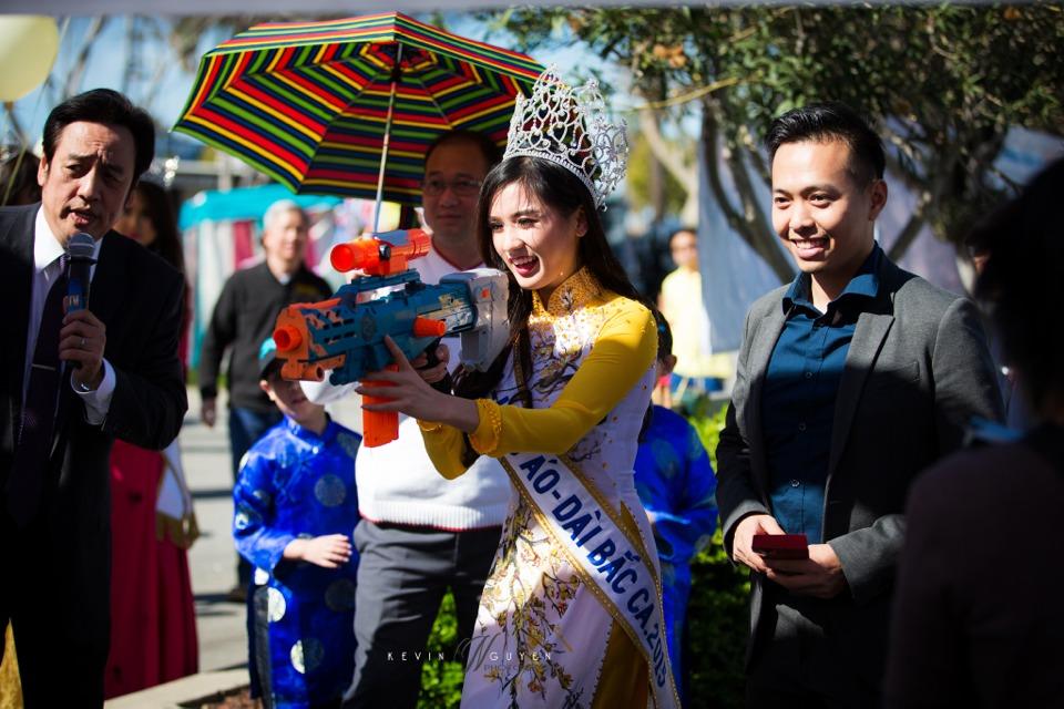 Hội Chợ Tết Fairgrounds 2015 - San Jose, CA - Image 156