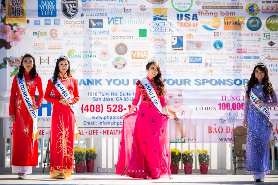 Hội Chợ Tết Fairgrounds 2015 - San Jose, CA - Image 172