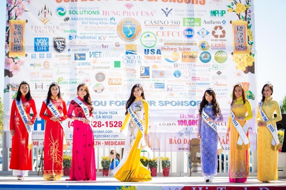 Hội Chợ Tết Fairgrounds 2015 - San Jose, CA - Image 173