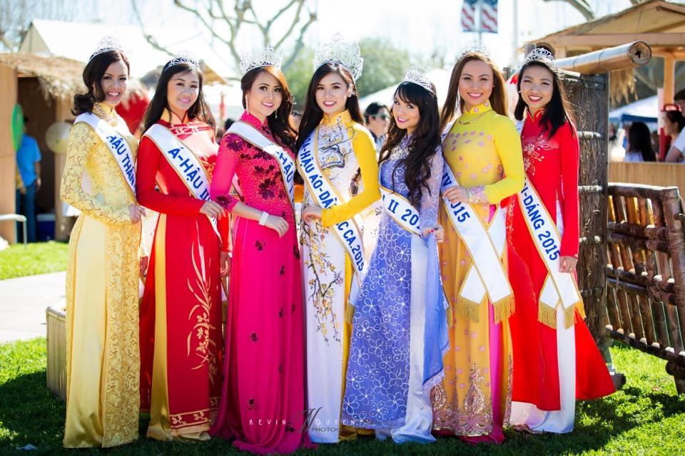 Hội Chợ Tết Fairgrounds 2015 - San Jose, CA - Image 186