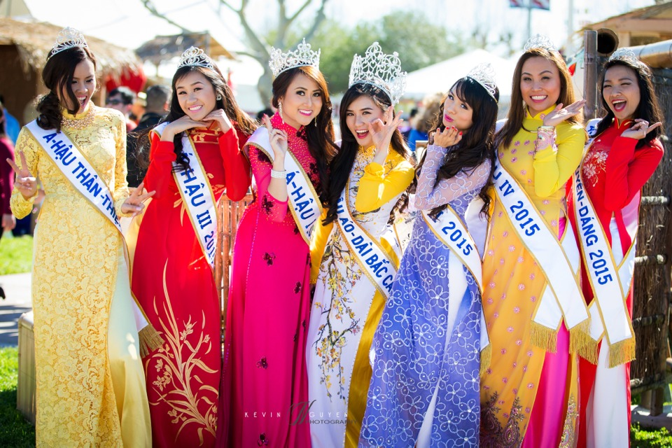 Hội Chợ Tết Fairgrounds 2015 - San Jose, CA - Image 188