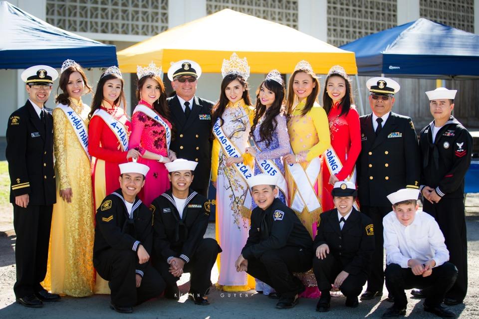 Hội Chợ Tết Fairgrounds 2015 - San Jose, CA - Image 191
