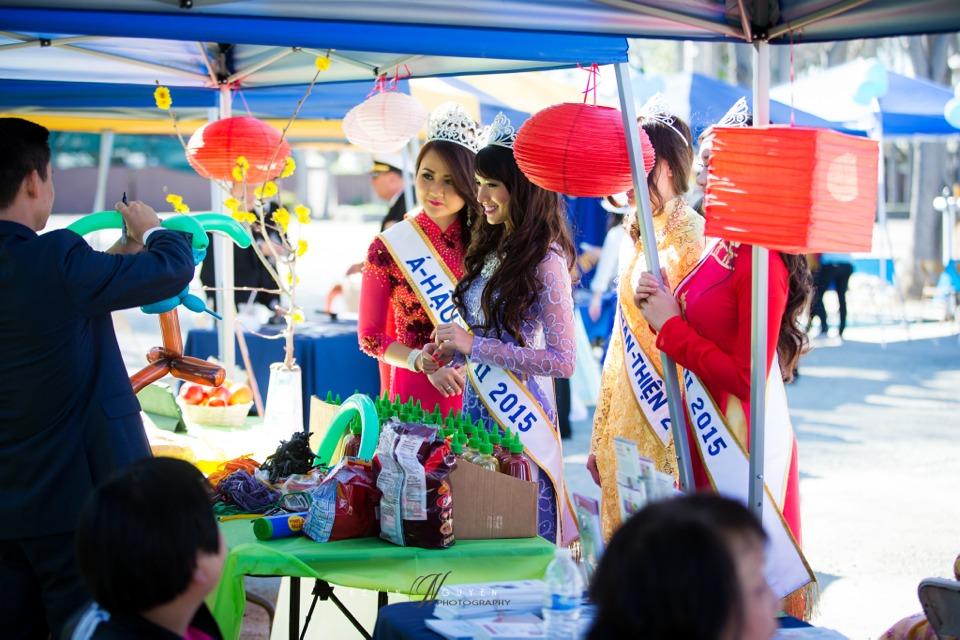 Hội Chợ Tết Fairgrounds 2015 - San Jose, CA - Image 193