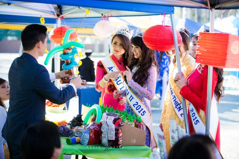 Hội Chợ Tết Fairgrounds 2015 - San Jose, CA - Image 194