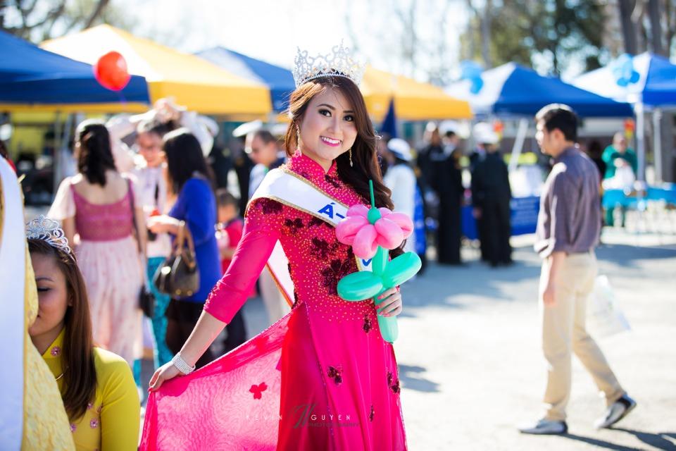 Hội Chợ Tết Fairgrounds 2015 - San Jose, CA - Image 195