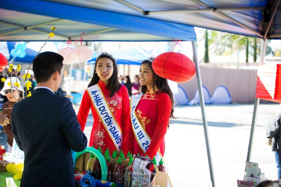 Hội Chợ Tết Fairgrounds 2015 - San Jose, CA - Image 197