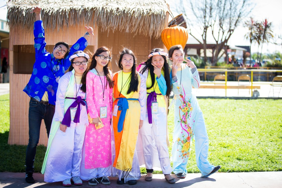 Hội Chợ Tết Fairgrounds 2015 - San Jose, CA - Image 201