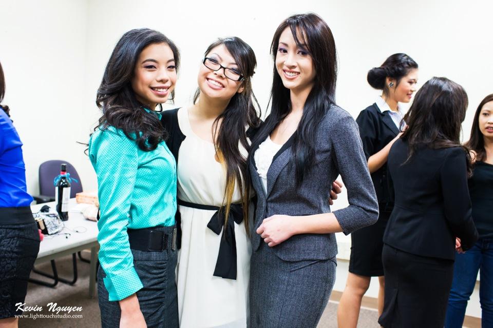 Contestant Interviews 2013 - Hoa-Hau Ao-Dai - Image 007