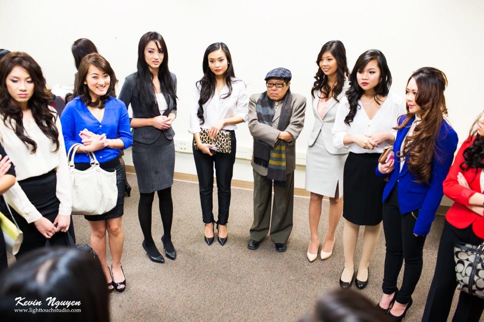 Contestant Interviews 2013 - Hoa-Hau Ao-Dai - Image 013