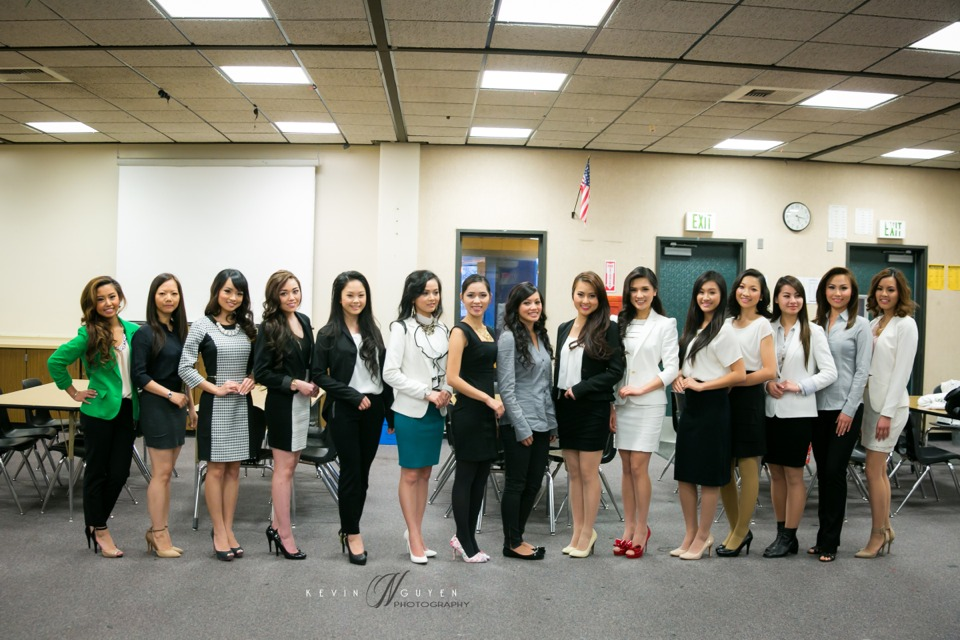 Interview Day 2015 - Miss Vietnam of Northern CA - Image 103