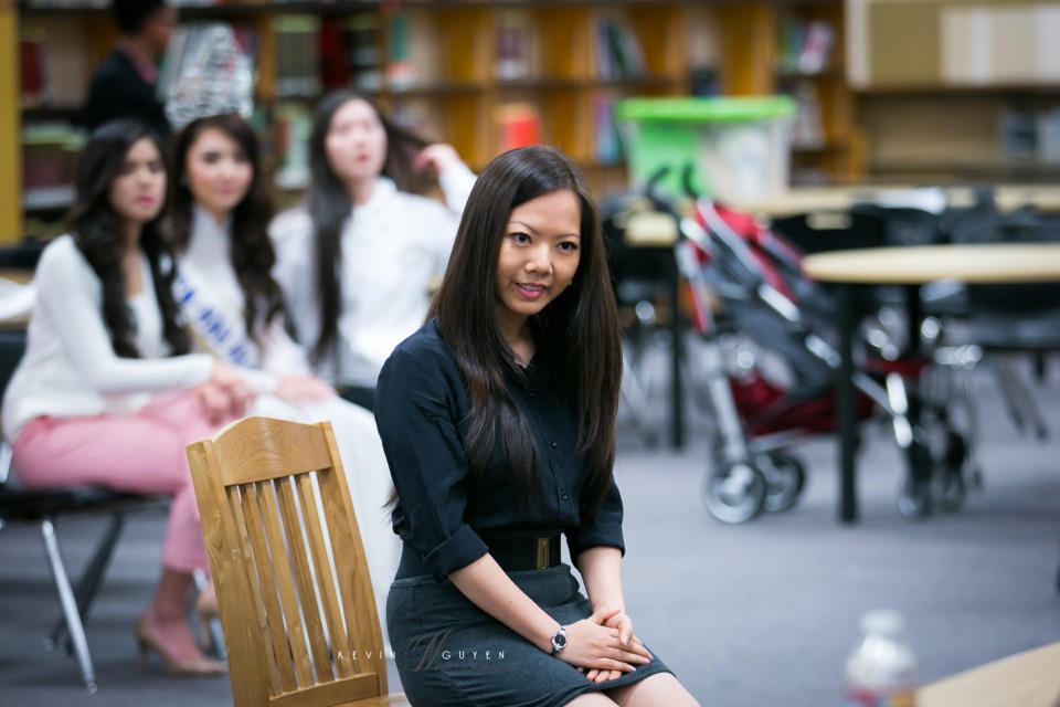 Interview Day 2015 - Miss Vietnam of Northern CA - Image 109