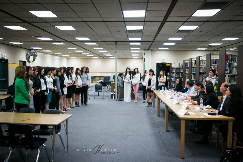 Interview Day 2015 - Miss Vietnam of Northern CA - Image 157