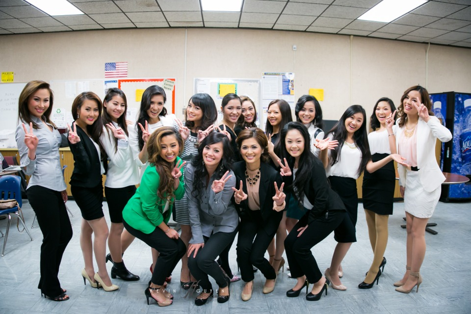 Interview Day 2015 - Miss Vietnam of Northern CA - Image 161