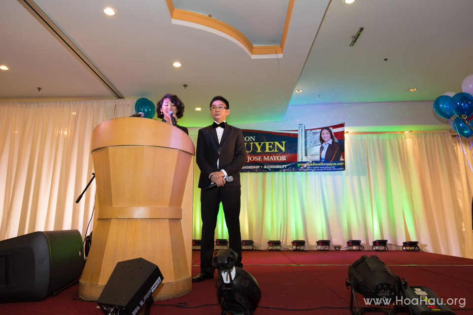 Madison Nguyen for San Jose Major Campaign Kick-off 2013 - Image 116