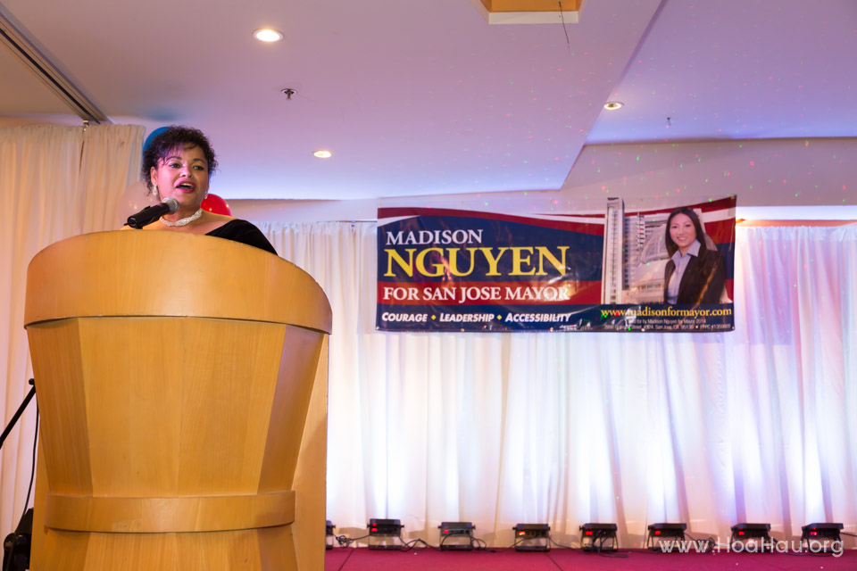 Madison Nguyen for San Jose Major Campaign Kick-off 2013 - Image 118