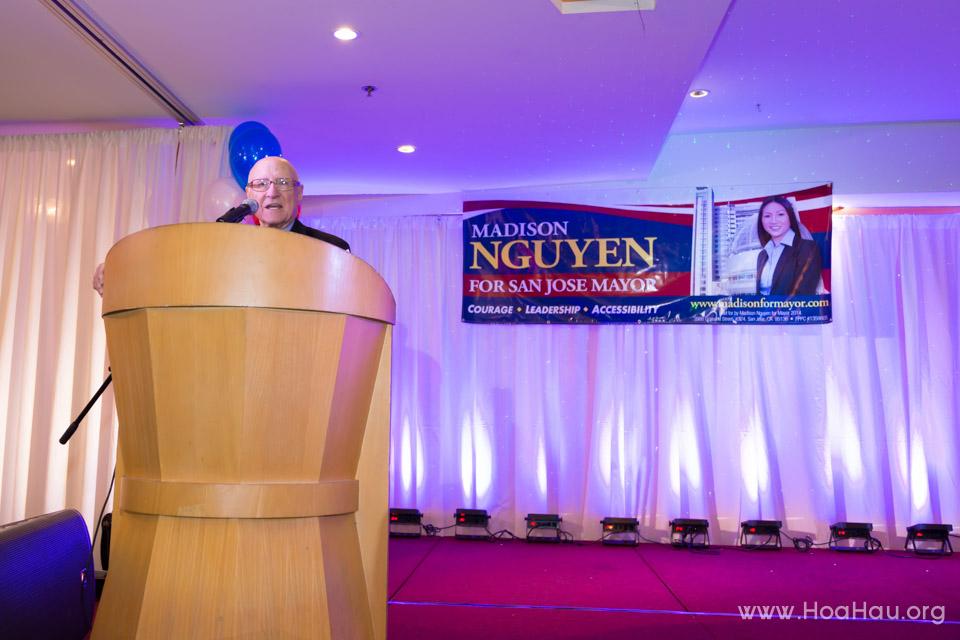 Madison Nguyen for San Jose Major Campaign Kick-off 2013 - Image 119