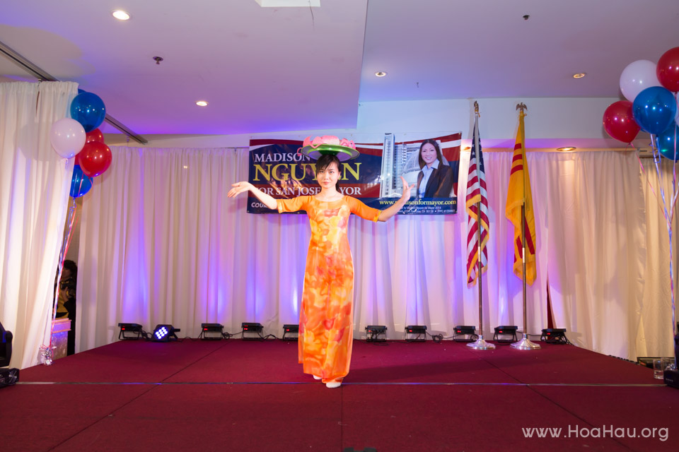 Madison Nguyen for San Jose Major Campaign Kick-off 2013 - Image 163