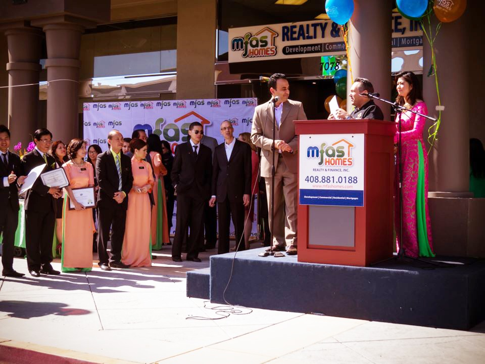 Mfas Grand Opening at Vietnam Town - San Jose, CA - Image 003