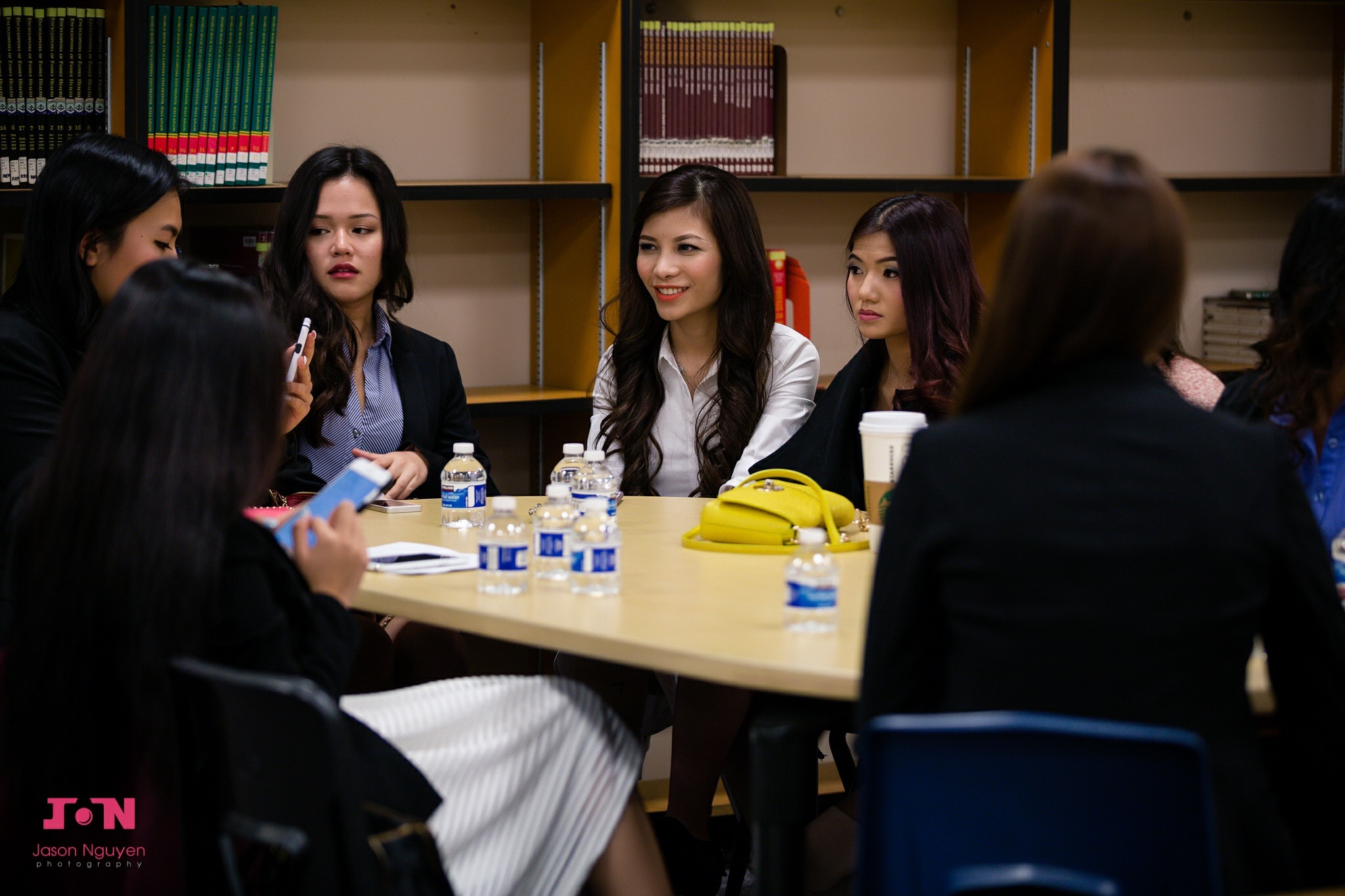 Miss Vietnam California 2016 Contestants Interview with the Judges - Image 105