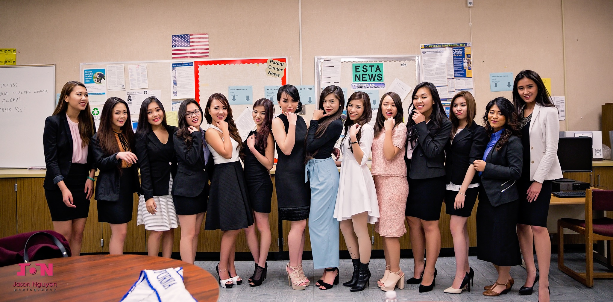 Miss Vietnam California 2016 Contestants Interview with the Judges - Image 144
