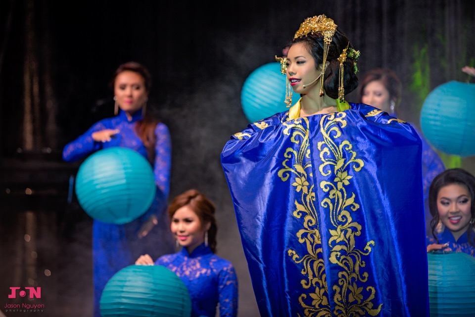 Miss Vietnam California 2016 - Pageant Day - Image 106