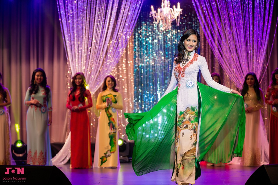 Miss Vietnam California 2016 - Pageant Day - Image 114