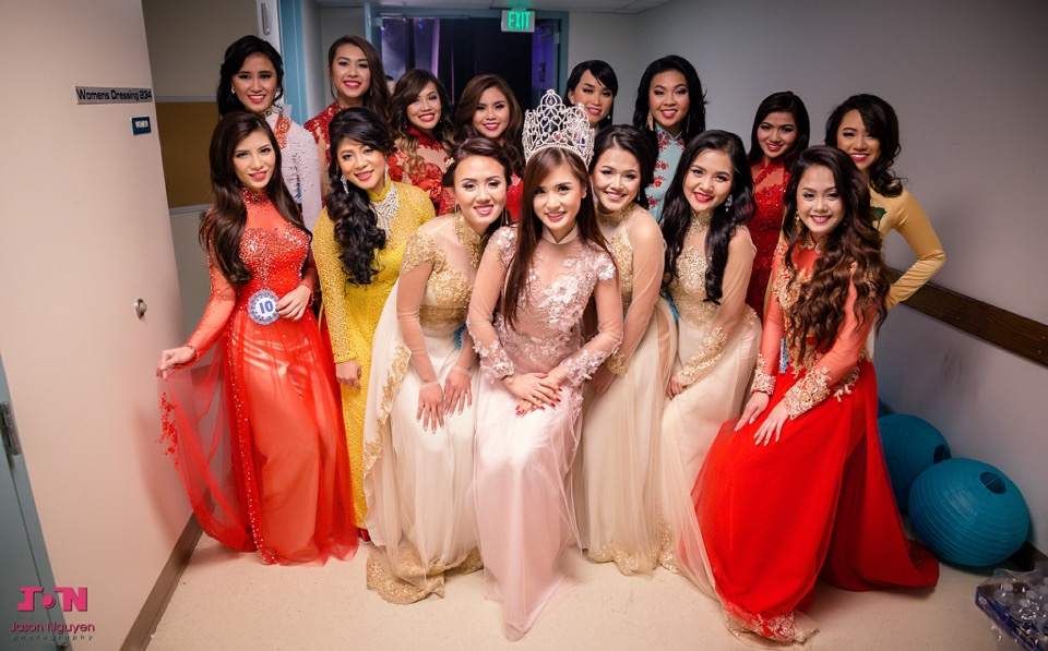 Miss Vietnam California 2016 - Pageant Day - Image 115