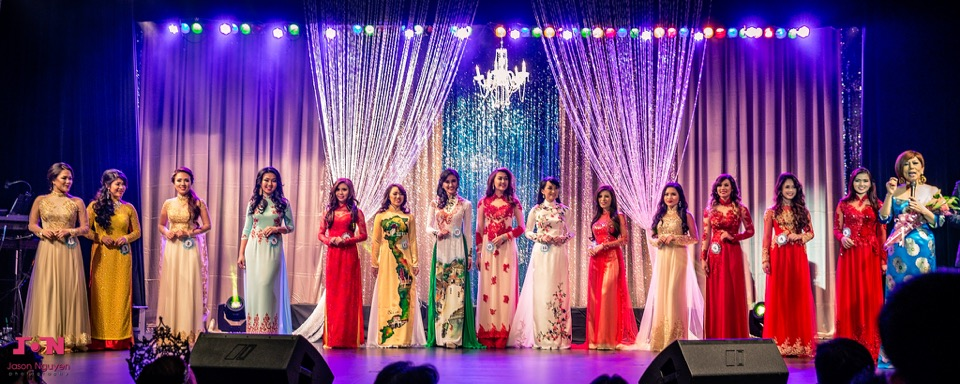 Miss Vietnam California 2016 - Pageant Day - Image 116