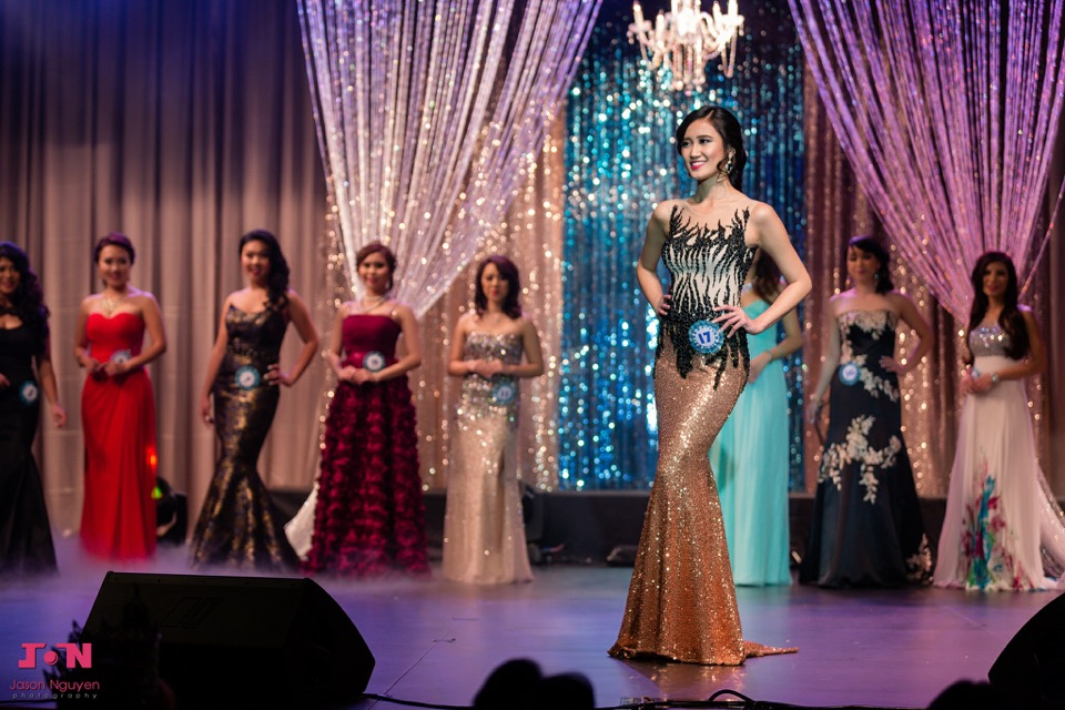 Miss Vietnam California 2016 - Pageant Day - Image 131