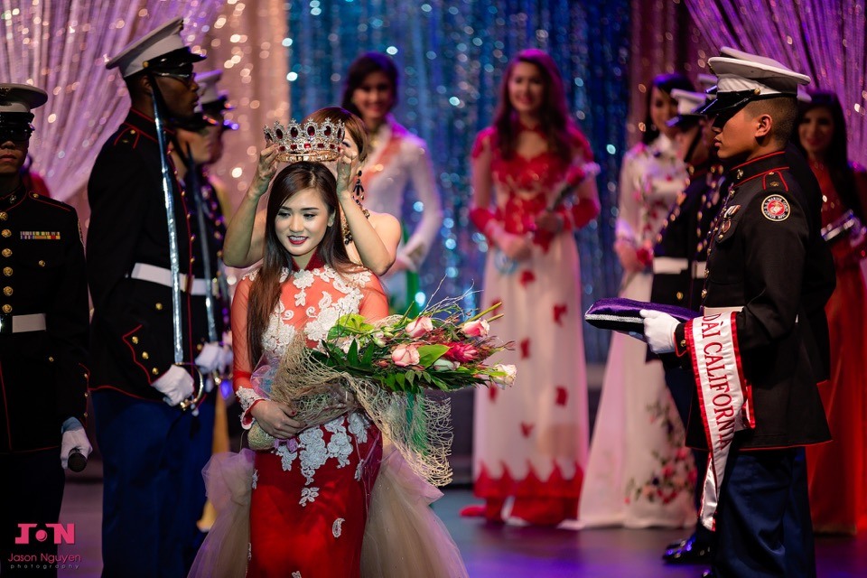 Miss Vietnam California 2016 - Pageant Day - Image 133