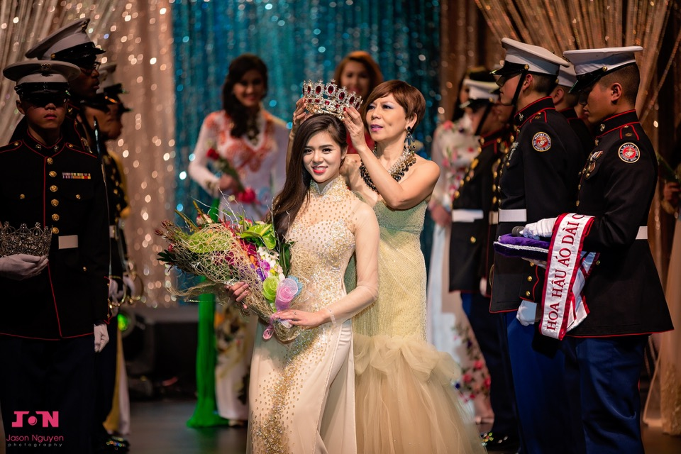 Miss Vietnam California 2016 - Pageant Day - Image 135