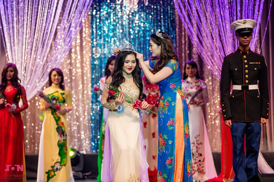 Miss Vietnam California 2016 - Pageant Day - Image 141