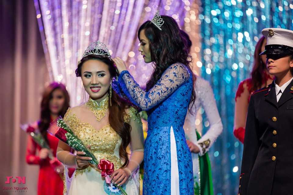 Miss Vietnam California 2016 - Pageant Day - Image 143