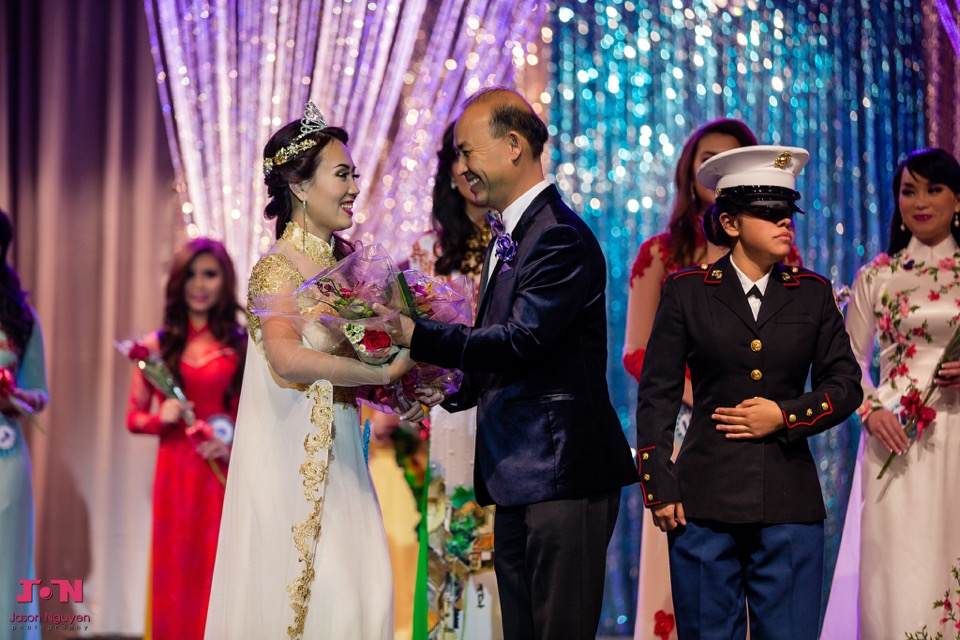 Miss Vietnam California 2016 - Pageant Day - Image 144