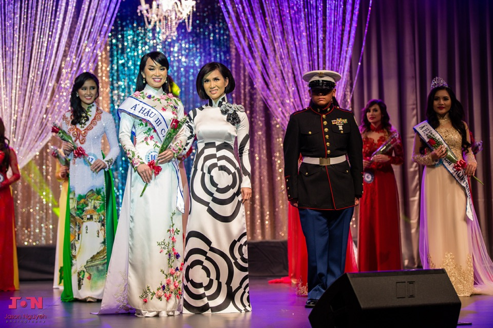 Miss Vietnam California 2016 - Pageant Day - Image 145