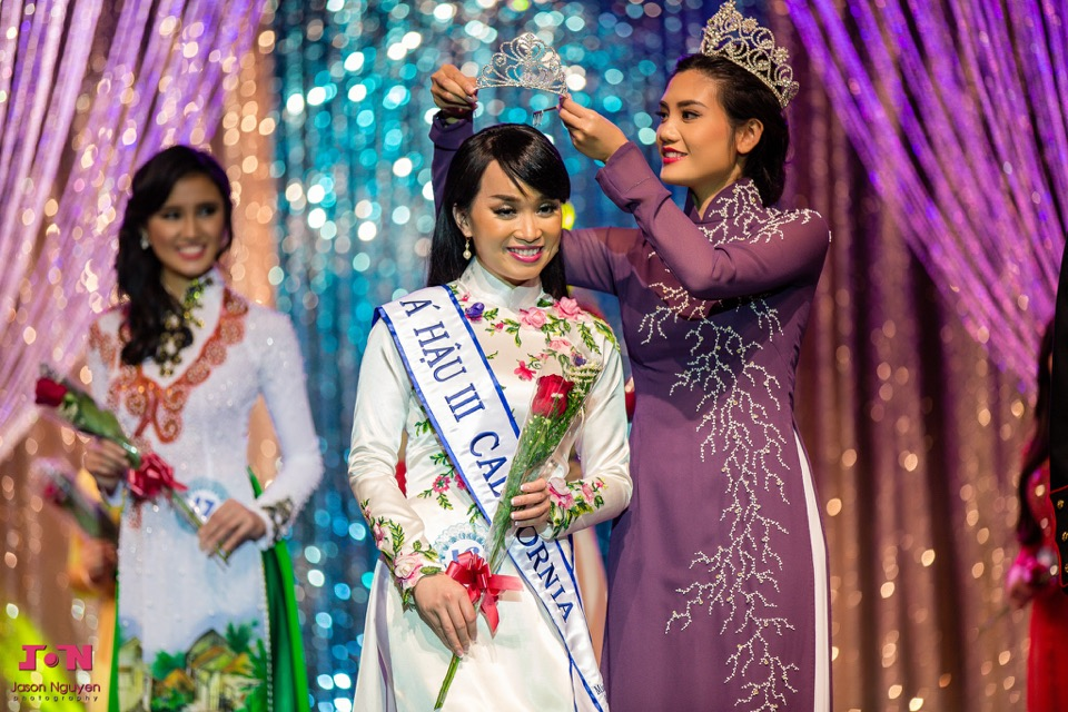 Miss Vietnam California 2016 - Pageant Day - Image 146