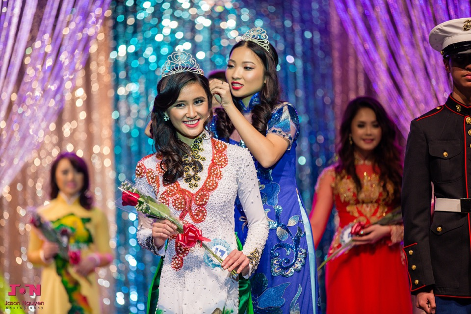 Miss Vietnam California 2016 - Pageant Day - Image 148