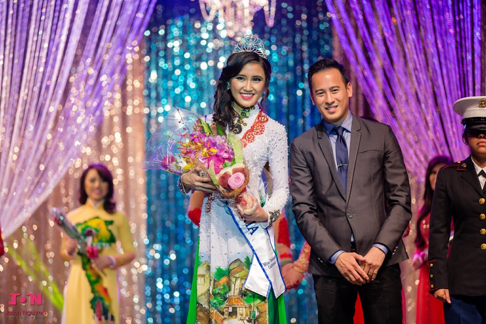 Miss Vietnam California 2016 - Pageant Day - Image 149