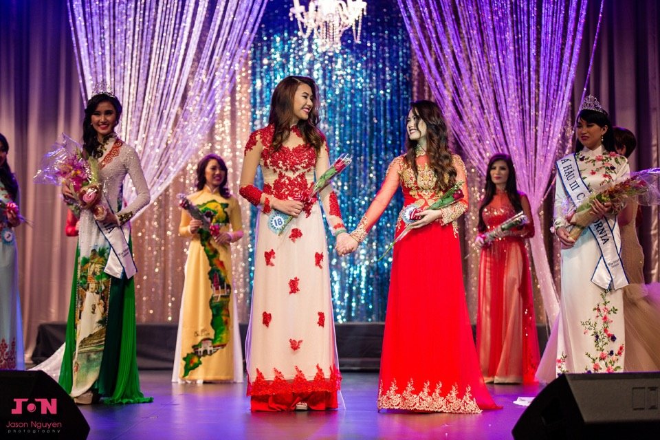 Miss Vietnam California 2016 - Pageant Day - Image 150